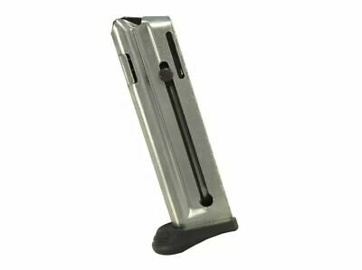 22 Long Rifle Pistol (Walther 512604, P22 Q-Style 22 Long Rifle 10-Round Magazine With Finger Rest )