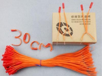 100pcs 30cm Copper wire fireworks firing system Receiver AC remote Wedding Stage