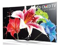 LG 55EC930V 55 inch Curved OLED 3D Smart TV 1080p HD Freeview HD 24 MONTHS WARRANTY