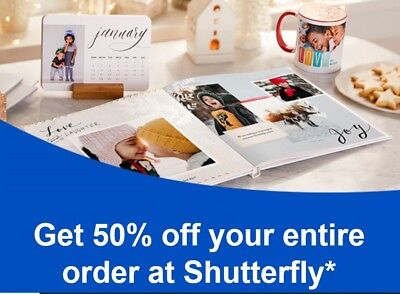 Gift Cards & Promotional Codes (Shutterfly Promotion Code 50% OFF Your Order Exp)