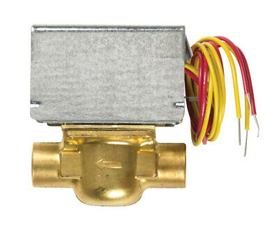 Honeywell 0.8 In. Stainless Steel Zone Valve