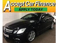 Mercedes-Benz E350 FROM £62 PER WEEK!