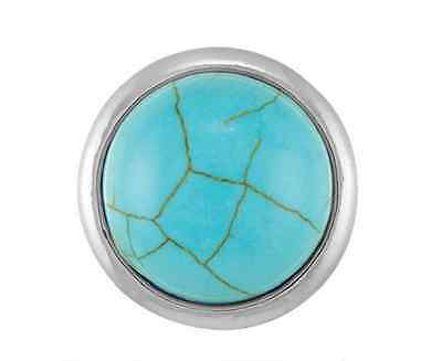 GINGER SNAPS™ TURQUOISE Jewelry - BUY 4, GET 5TH $6.95 SNAP FREE