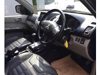 Mitsubishi L200 2.5DI-D CR ( EU V ) 4WD LB auto Barbarian FROM £62 PER WEEK