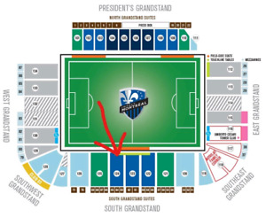 Montreal Impact vs Vancouver billets tickets undercost