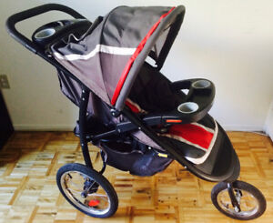 Graco Jogger Travel System. GREAT condition!