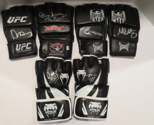 UFC Sports collectables