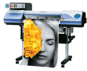 "Roland VersaCamm VS300i 30"" printer cutter"