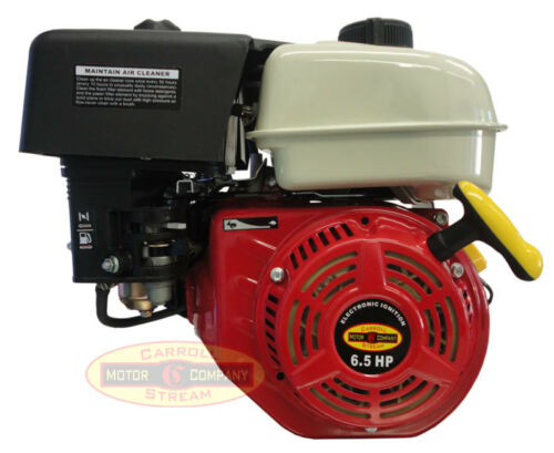 NEW 6.5HP SMALL GAS ENGINE GO KART ...