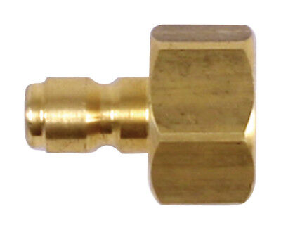 Forney 75123 Pressure Washer Accessories Quick Coupler Plug 14-inch-by-m22f