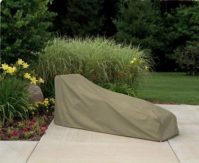 Chaise Lounge Patio Furniture Cover   Waterproof Outdoor Pro
