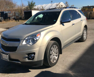 sell  chevrolet equinox. LTZ 2011