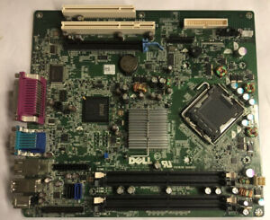 Dell Optiplex 760 Sff Desktop Motherboard Main System Board