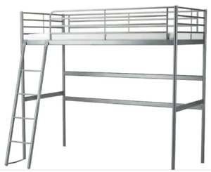 Loft bed (twin size)