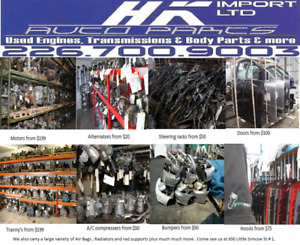 H K IMPORT AUTO PARTS LTD LONDON ONT CALL US AT 519 451 2008