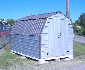 Pre-Fab Storage Sheds & Outhouses