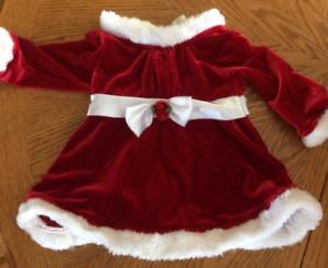 6 month Christmas dress