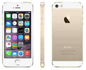 iPhone 5s 64gb couleur or/gold - Rogers