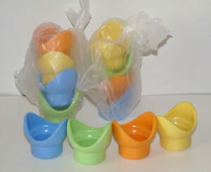 Egg Cups - Tupperware (NEW)