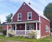4 BEDROOM HOUSE FOR SALE IN CAMPBELLTON,NB