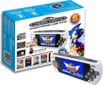 Sega Megadrive Ultimate Portable Game Player (Sega MegaDr...