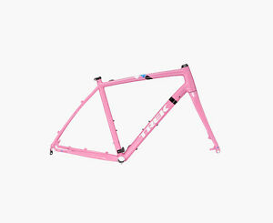 Brand new Size 52 CROCKETT DISC FRAMESET