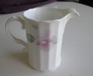 Mikasa Maxima Silk Blossoms Milk or Cream Jug