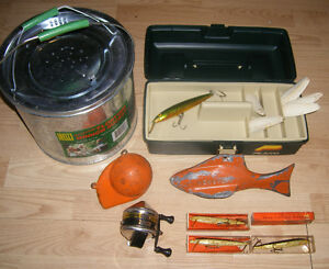 Antique Vintage Fish Fishing Lot Collection Kingston Kingston Area image 2
