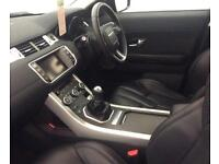 LAND ROVER R/R EVOQUE 2.0 TD4 SE TECH HSE DYNAMIC 4WDLUX 2WD FROM £99 PER WEEK!