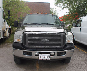 2006 Ford Super Duty King Ranch Pickup Truck