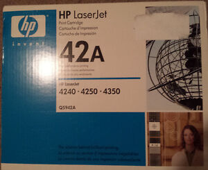 Brand New HP Q5942A Toner Catridge $190 FIRM