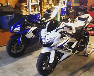 REDUCED NEED GONE !!!!!2008 GSXR 750 / Very Good Condition!!