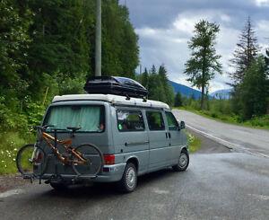 VW camper van - eurovan winnebago