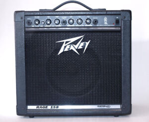 Trade Peavey Rage 158 for Wah