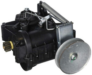 Dual Stage Transmission for Snowblower