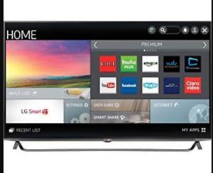 """65"""" LED 4K LG Smart TV"""