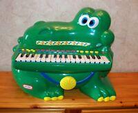 Piano Crocrodile Litle Tikes en Bonne Condition A Voir