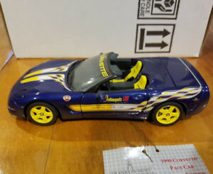 Franklin Mint 1998 Corvette Pace Car Limited Edition B11ZN20