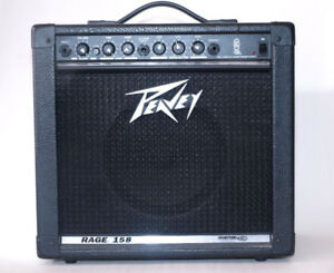 Peavey Amp for Effect Pedal