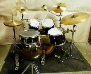 drums&cymbals