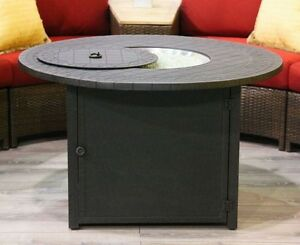 Linden Fire Table *new In Box*