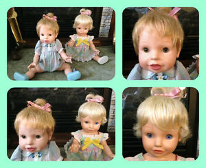 Playmates Amazing Baby Interactive Dolls circa 2000