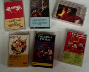 240 Music Cassette Tapes - 25 cents each or 25 for $5.00