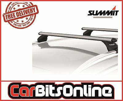 14-16 Roof Rails To Fit Mitsubishi Outlander Phev In Aluminium