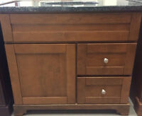 Stonewood Bath Cabinetry Bathroom Vanity DEAL OF THE DAY!