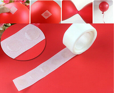 250 Dots Double-stick Glue For Photo Balloon Supply Wedding Party Decoration - Balloon Stick
