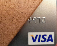 Credit card found in Guelph