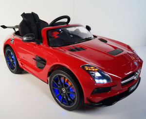 VOITURE ELECTRIQUE ENFANTS /RIDE ON CAR REMOTE CONTROL 2 SEATER