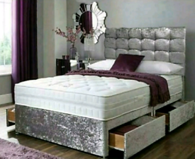 💥CLEARANCE STOCK SALE💥 BRAND NEW DIVAN BEDS AND MATTRESS ALL SIZEs