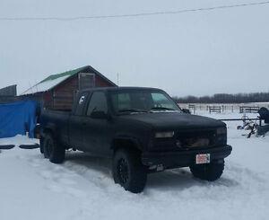 1997 GMC C/K 1500 SLE Pickup Truck